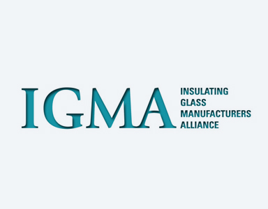 IGMA Insulating Glass Manufacturers Alliance
