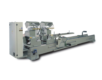 Emmegi Doppia Libra Double-Head Saw