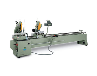 Emmegi Norma Vis Double-Head Saw