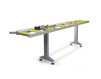 Emmegi Roller Conveyors Loading and Unloading Conveyors
