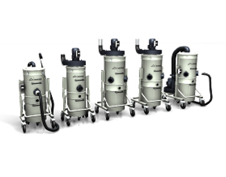 Emmegi MG Swarf Industrial Extractors