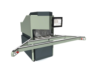 Emmegi Trimmer E 3-Axis Corner Cleaning Machine