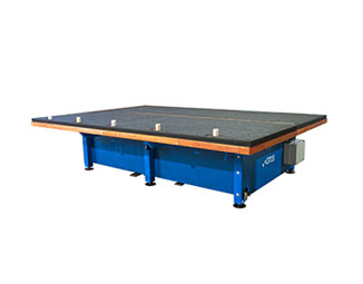 GMS Manual Float Glass Cutting Table