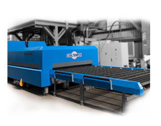 Cooltemper PowerJet Series Convection Tempering Furnaces