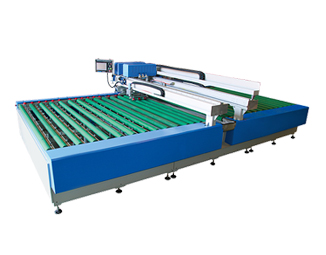 GMS Horizontal Seaming Machine